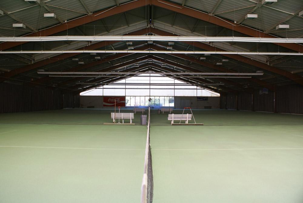 Tennis im Rainbow Park